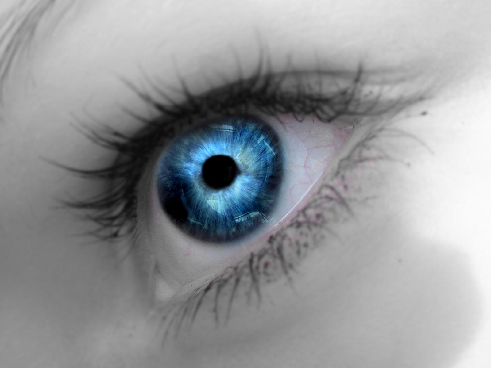 Глаза перемена цвета глаза